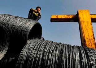 China Steel Overcapacity